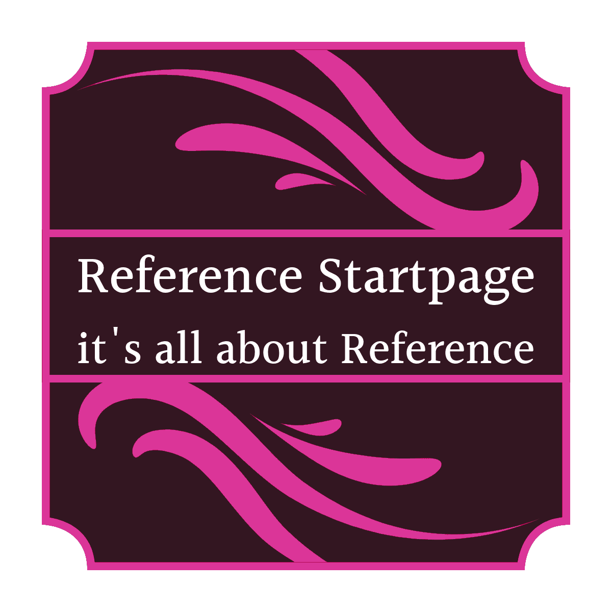 Reference-startpage